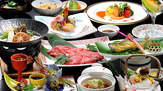 Traditional japanese food images for Authentic japanese cuisine