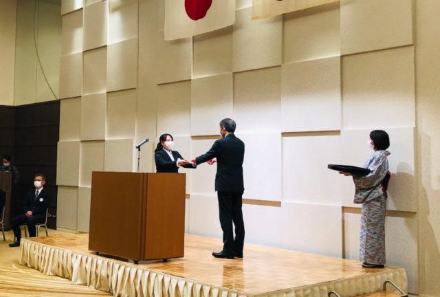 2020年4月 御宿東鳳 入社式
